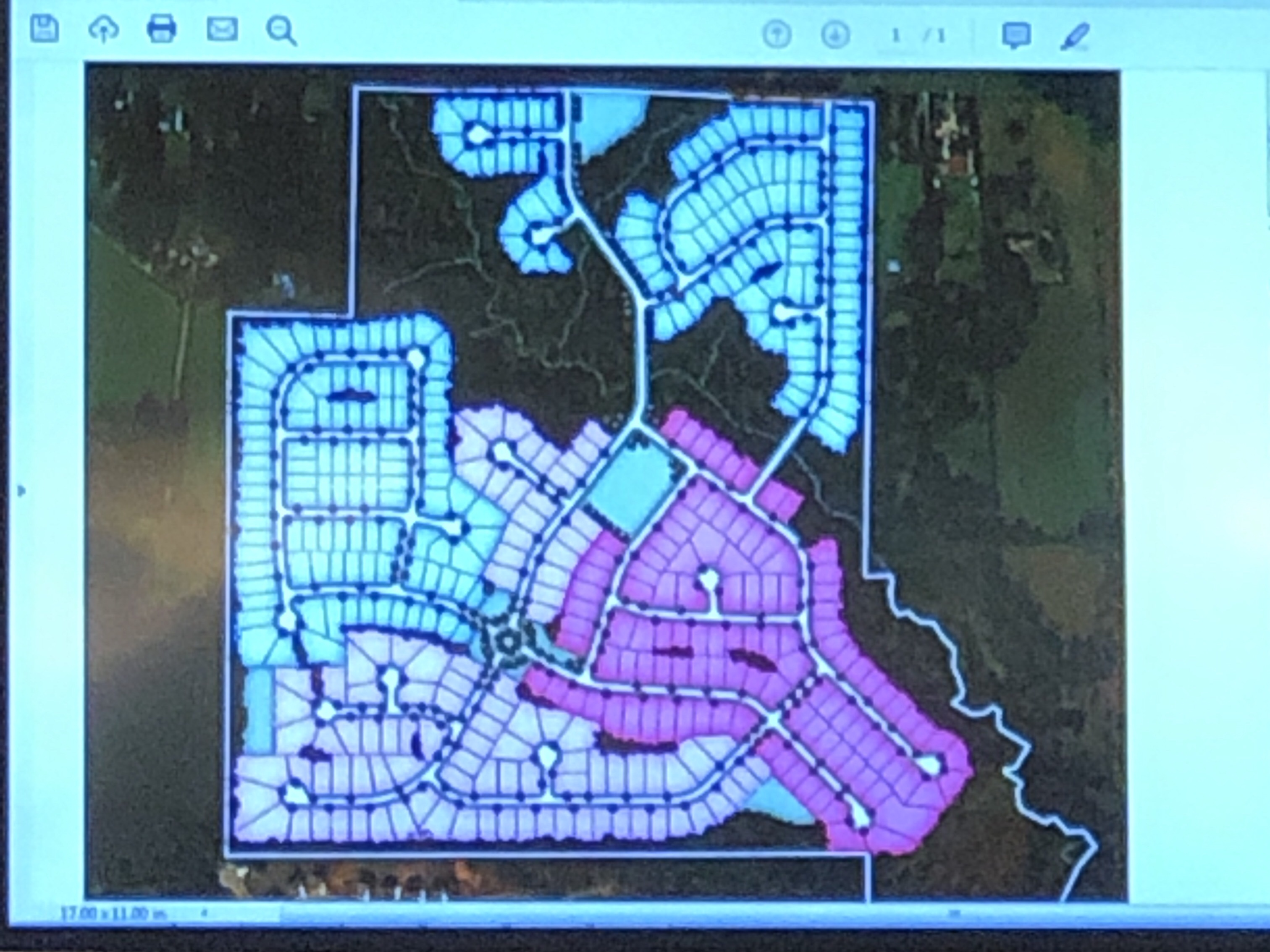New 183 acre subdivision requests annexation into ...